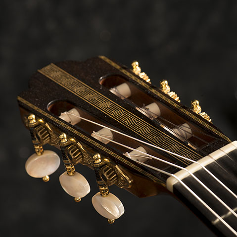 Daryl Perry Classical Guitars