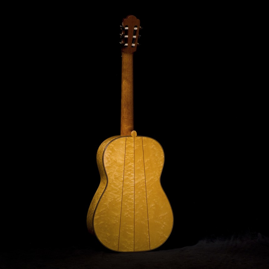 Torres Concert Guitar | Daryl Perry Classical Guitars